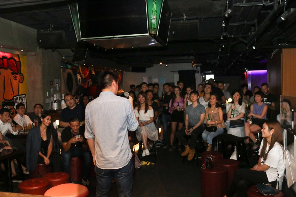 Comedy HK Open Mic