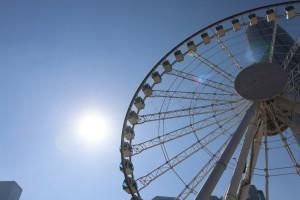 HK Observation Wheel